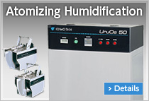 Atomizing Humidification