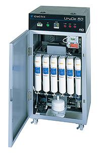 UruOs-50RO 逆浸透膜ろ過(RO)純水装置一体型ハイプレッシャー加湿器