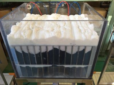 電解式分離処理装置処理例