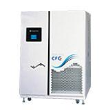 ケミカルフリー・マルチユニット型 湿し水冷却循環装置